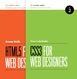 HTML5 and CSS3 for Web Designers
